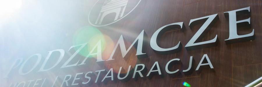 Witamy w Hotelu i Restauracji Podzamcze